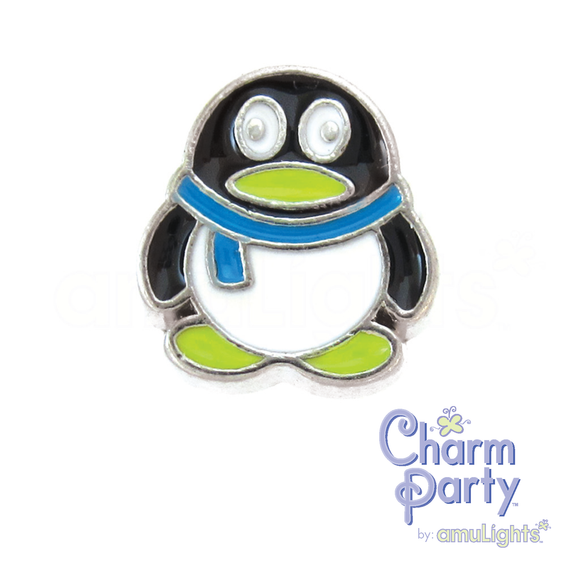 Boy Penguin Charm