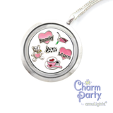 Tropical Bird Charm