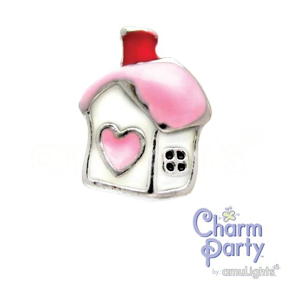 Cotton Candy House Charm