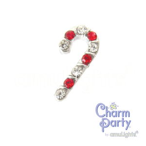 Candy Cane Charm