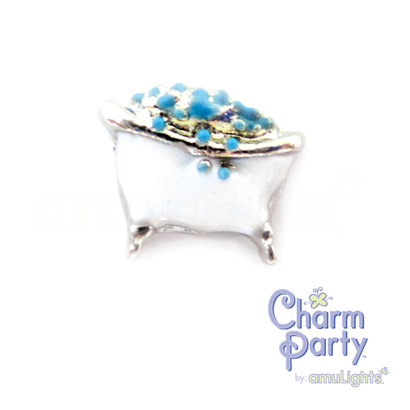 Bubble Bath Charm
