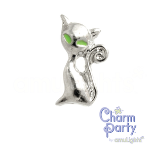 Fancy Cat Charm