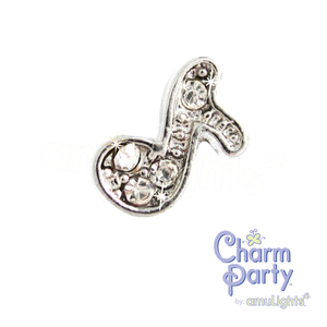 Music Note - Eighth Note Charm
