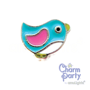 Blue Chick Charm