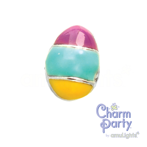 Chocolate Egg Charm
