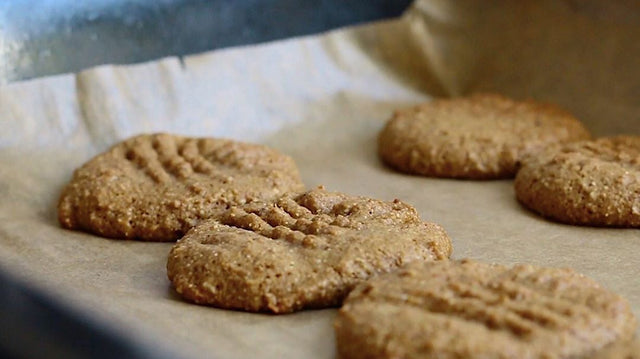 Chai Coconut Maple Cookies