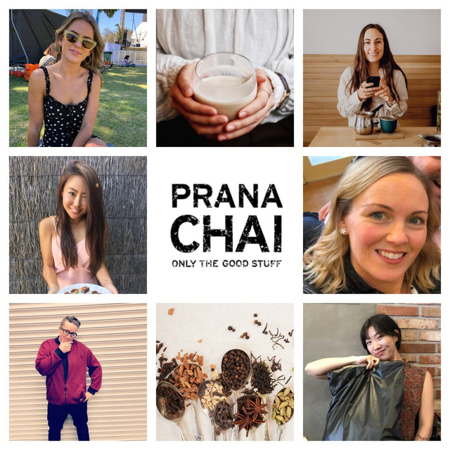 Only The Good Staff – Women of Prana Chai