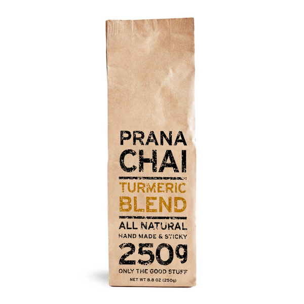 Prana Chai Turmeric Blend 250g (Subscription Only)