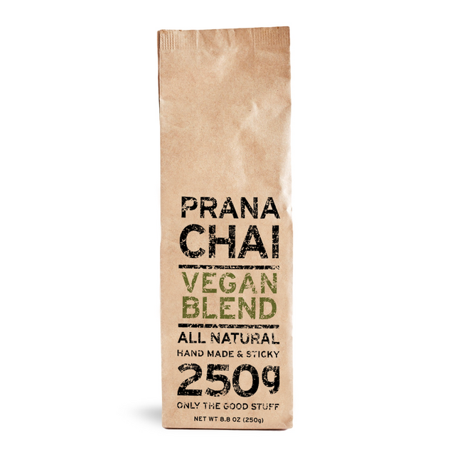 Prana Chai Vegan (Agave) Blend 250g (Subscription Only)