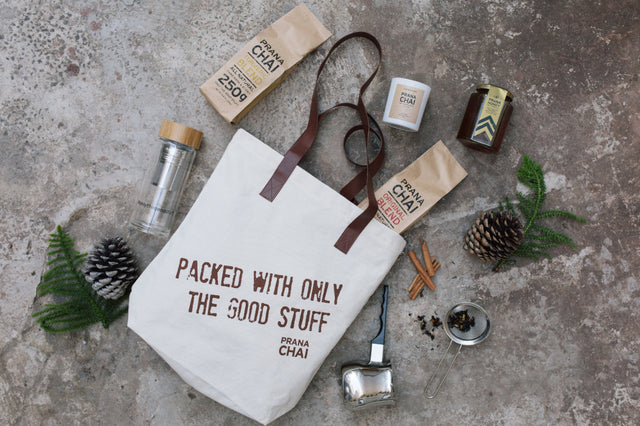 Build Your Own Prana Chai Giftbox