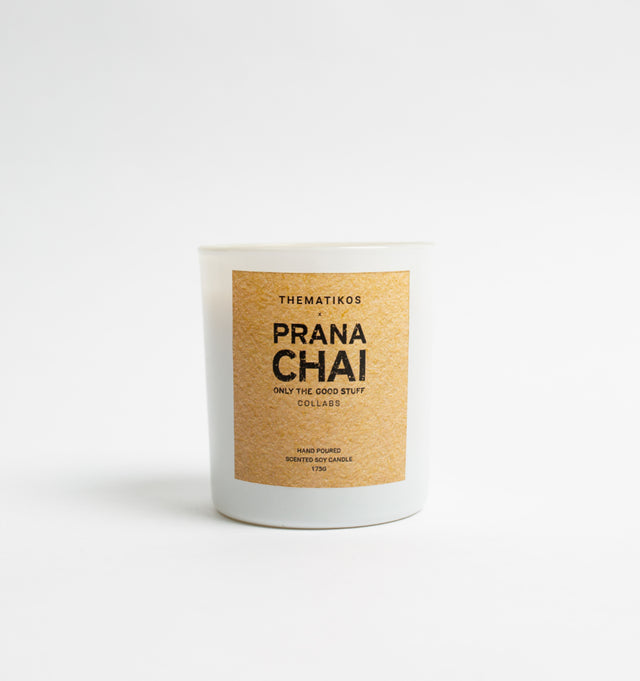 Prana Chai Soy Candle