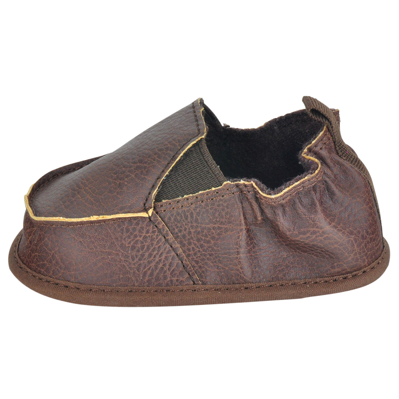 Baby Boy Shoes Brown Leather Cruiser