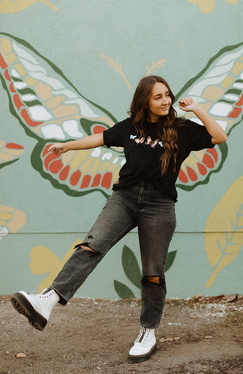 Butterfly Fly Away Tee