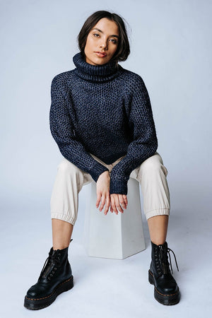 Feelin' Good Sweater-Top-Zenana-S-Clad & Cloth