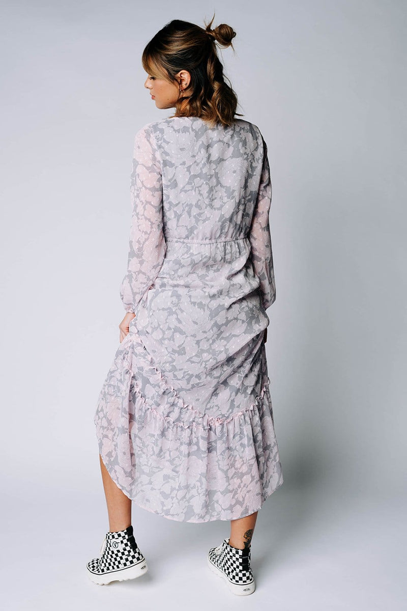 Clad and Cloth, Keira Knightley Dress in Blush, Love Stitch, Dress.