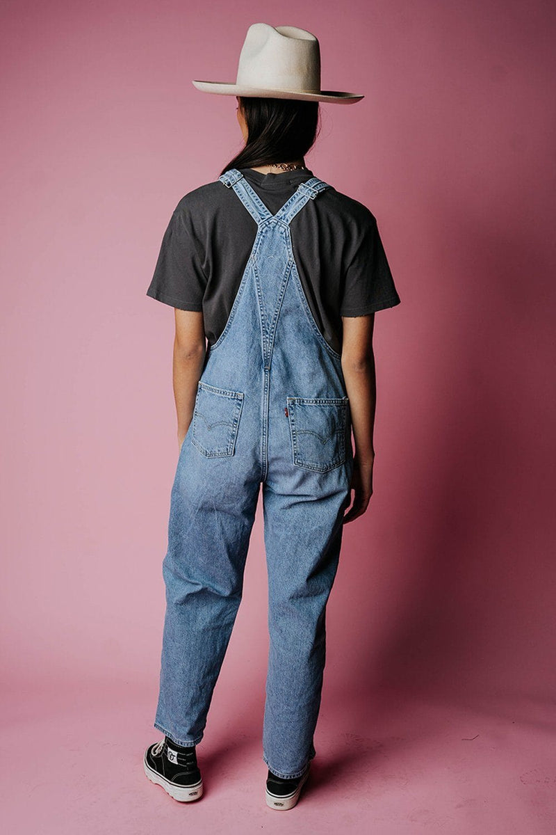 Levi's Vintage Overall in The Shining Bottom Levi's Clad and Cloth