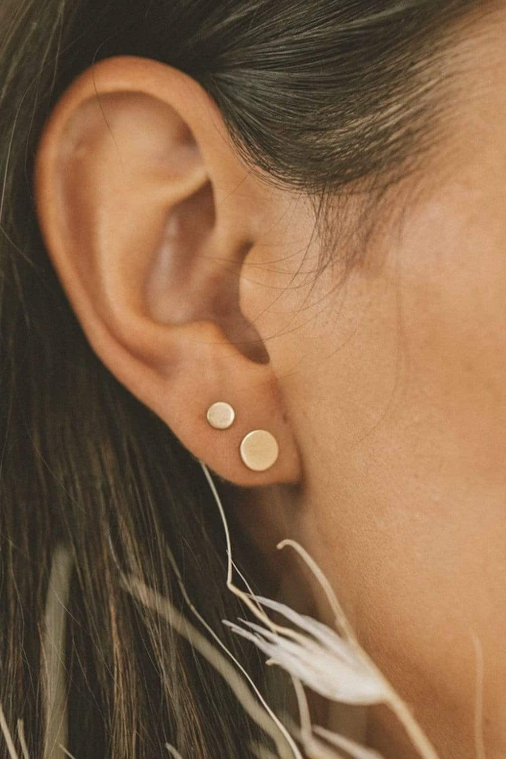 Clad and Cloth, Made By Mary Lux Stud Earrings, Made By Mary, Accessory.