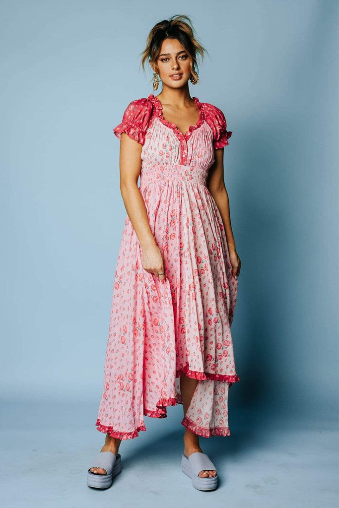 The Mollie Jo Dress By Bobbie Wren