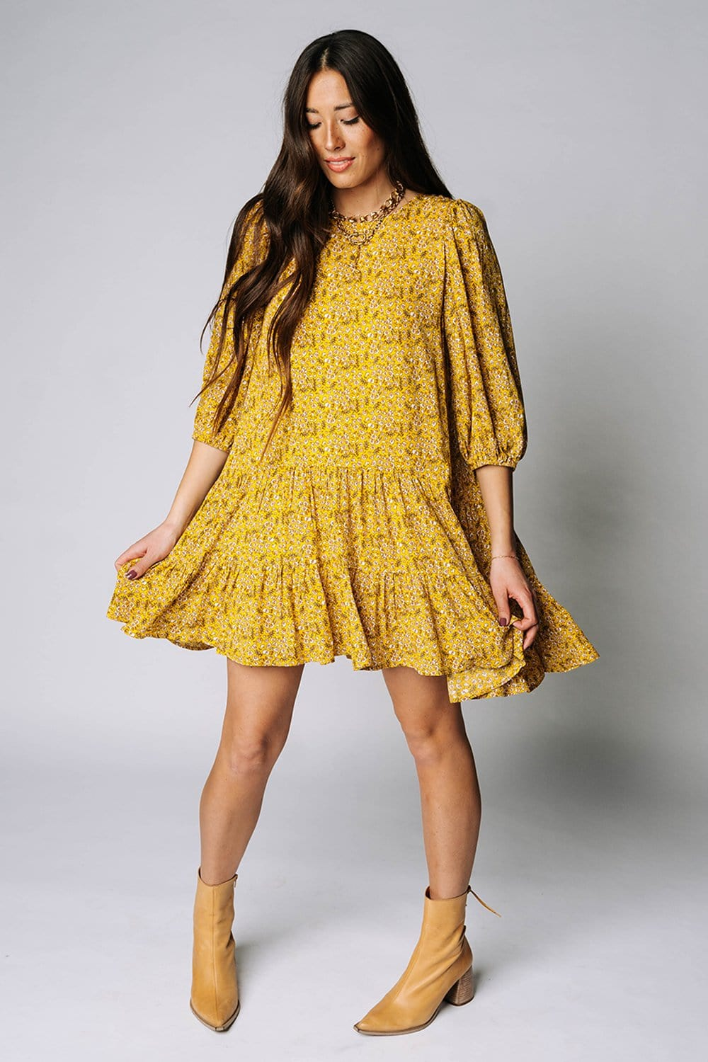 The Tennessee Swing Dress