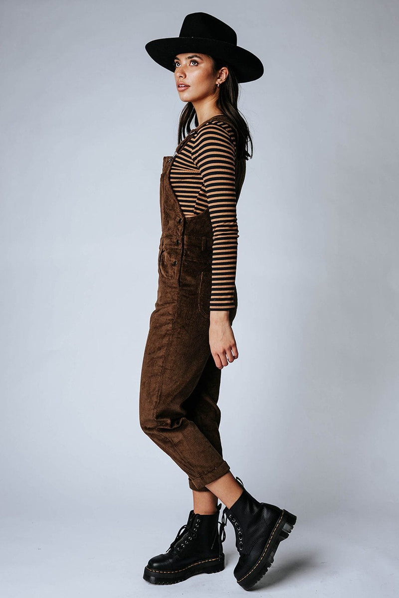 Clad and Cloth, Twitches Cardigan in Mocha, hyfve, Top.