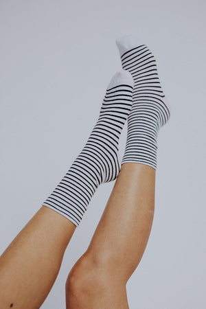 best_seller, Alba Striped Socks, Accessory, women's clothing, dresses, skirts, coats, jackets, shoes, boots, tops, tee shirts, jeans, free people, levi's, rollas, jumpsuits, bottoms, tops, sweaters, pullovers, pants, shorts, sweats,.