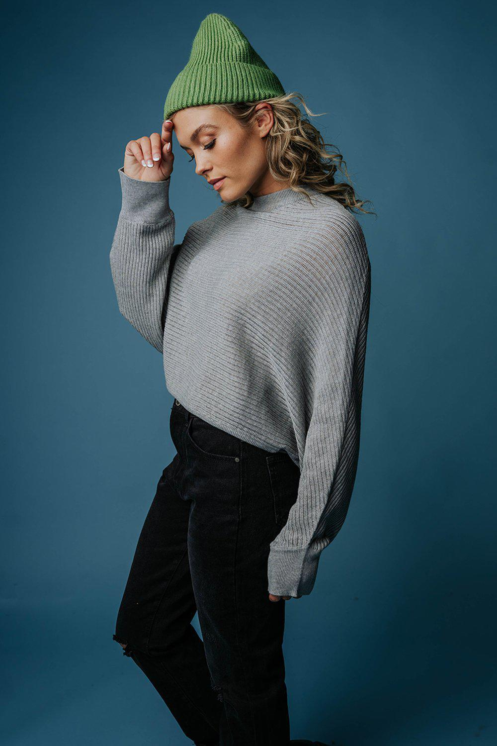All Around Me Crop Sweater-Top-n/a-S-Clad & Cloth