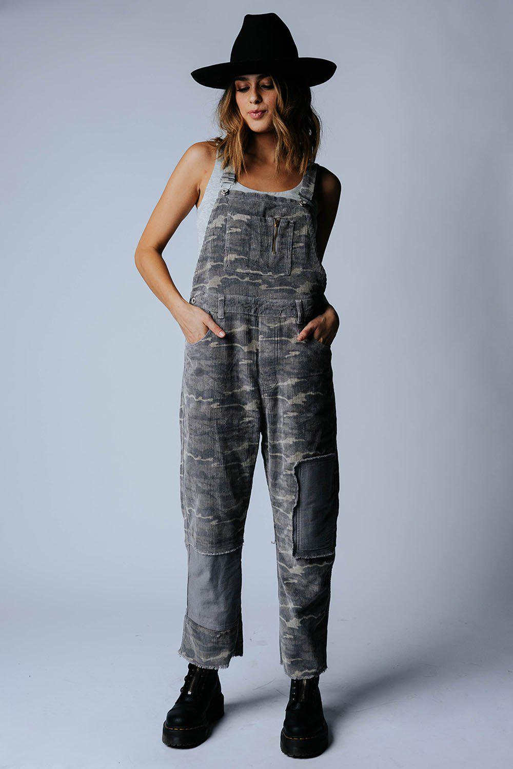 best_seller, Can't See Me Overalls in Grey Combo, Bottom, women's clothing, dresses, skirts, coats, jackets, shoes, boots, tops, tee shirts, jeans, free people, levi's, rollas, jumpsuits, bottoms, tops, sweaters, pullovers, pants, shorts, sweats,.