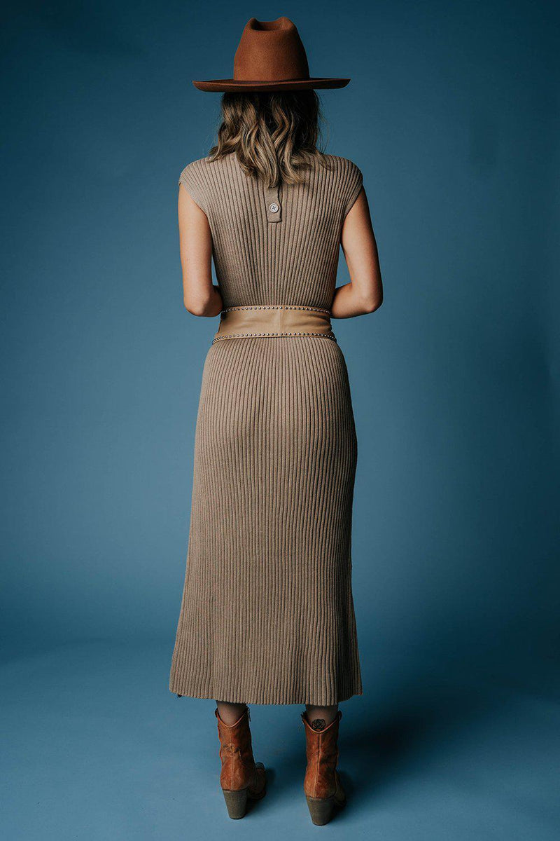 best_seller, C'est La Vie Maxi Dress in Mocha - FINAL SALE, Dress, women's clothing, dresses, skirts, coats, jackets, shoes, boots, tops, tee shirts, jeans, free people, levi's, rollas, jumpsuits, bottoms, tops, sweaters, pullovers, pants, shorts, sweats,.