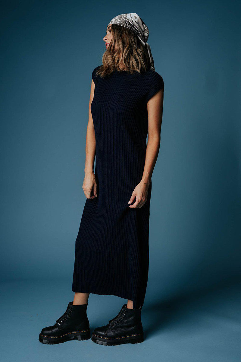 best_seller, C'est La Vie Maxi Dress in Navy - FINAL SALE, Dress, women's clothing, dresses, skirts, coats, jackets, shoes, boots, tops, tee shirts, jeans, free people, levi's, rollas, jumpsuits, bottoms, tops, sweaters, pullovers, pants, shorts, sweats,.