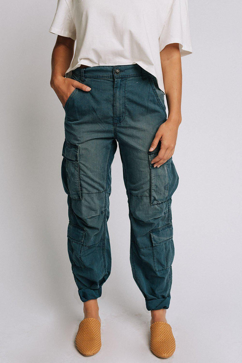 Clad and Cloth, City Cargo Pants  by Free People, Free People, Bottom.