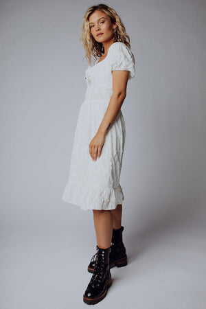 Clad and Cloth, Daybreak Midi Dress, Clad & Cloth, Dress.