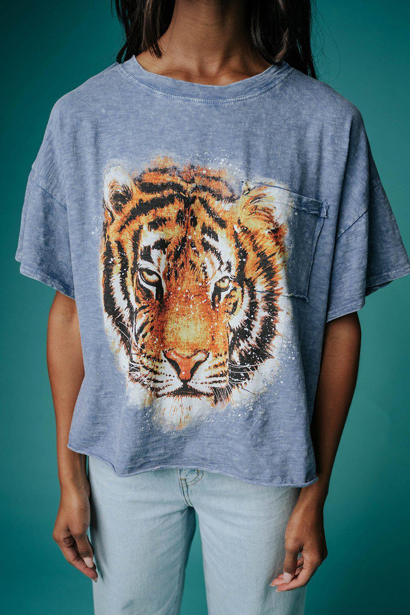 best_seller, Eye of the Tiger Tee, Top, women's clothing, dresses, skirts, coats, jackets, shoes, boots, tops, tee shirts, jeans, free people, levi's, rollas, jumpsuits, bottoms, tops, sweaters, pullovers, pants, shorts, sweats,.