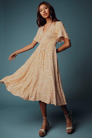 best_seller, Free People In Full Bloom Dress in Ivory Combo, Dress, women's clothing, dresses, skirts, coats, jackets, shoes, boots, tops, tee shirts, jeans, free people, levi's, rollas, jumpsuits, bottoms, tops, sweaters, pullovers, pants, shorts, sweats,.