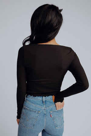 best_seller, Fresh Start Tee in Black, , women's clothing, dresses, skirts, coats, jackets, shoes, boots, tops, tee shirts, jeans, free people, levi's, rollas, jumpsuits, bottoms, tops, sweaters, pullovers, pants, shorts, sweats,.