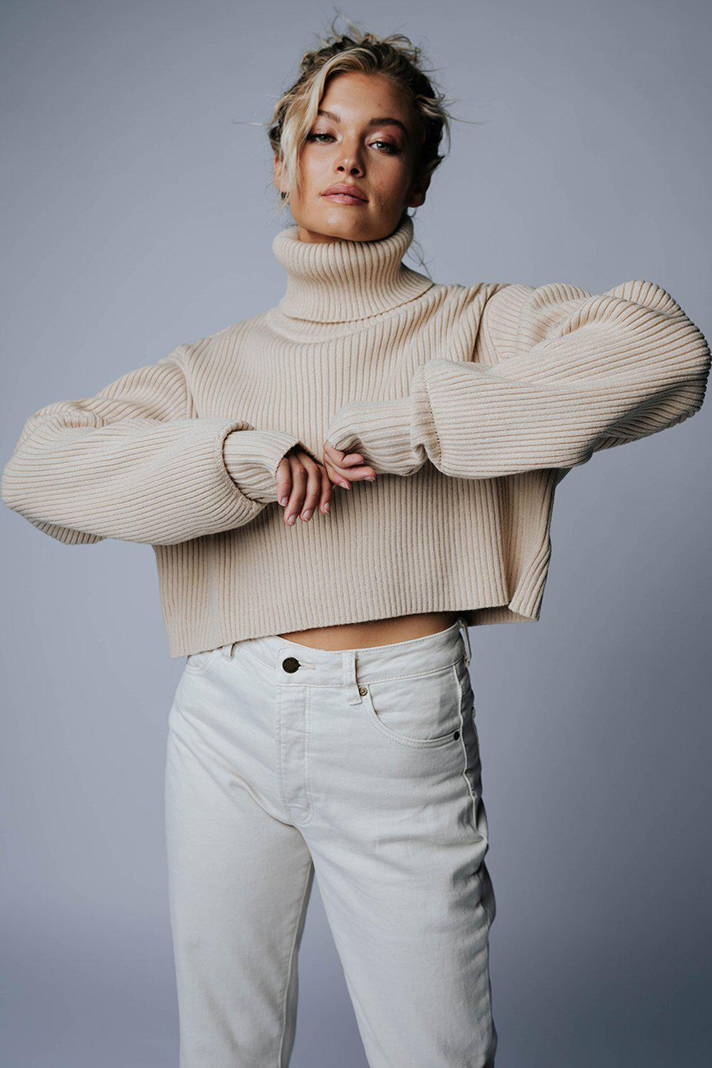 best_seller, Gettin' Older Cropped Pullover in Beige, Top, women's clothing, dresses, skirts, coats, jackets, shoes, boots, tops, tee shirts, jeans, free people, levi's, rollas, jumpsuits, bottoms, tops, sweaters, pullovers, pants, shorts, sweats,.