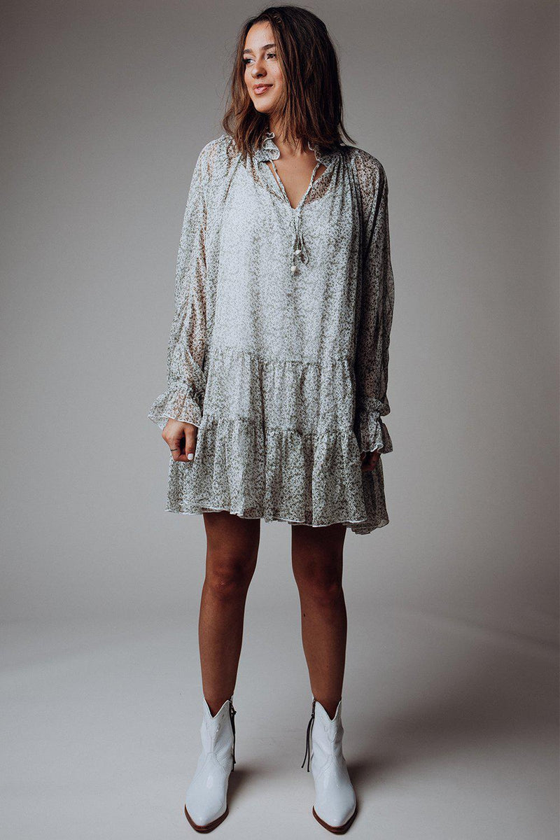 best_seller, In Your Groove Mini Dress in Faded Green - FINAL SALE, Dress, women's clothing, dresses, skirts, coats, jackets, shoes, boots, tops, tee shirts, jeans, free people, levi's, rollas, jumpsuits, bottoms, tops, sweaters, pullovers, pants, shorts, sweats,.