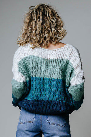 Jade With Envy Sweater-Top-hyfve-S-Clad & Cloth