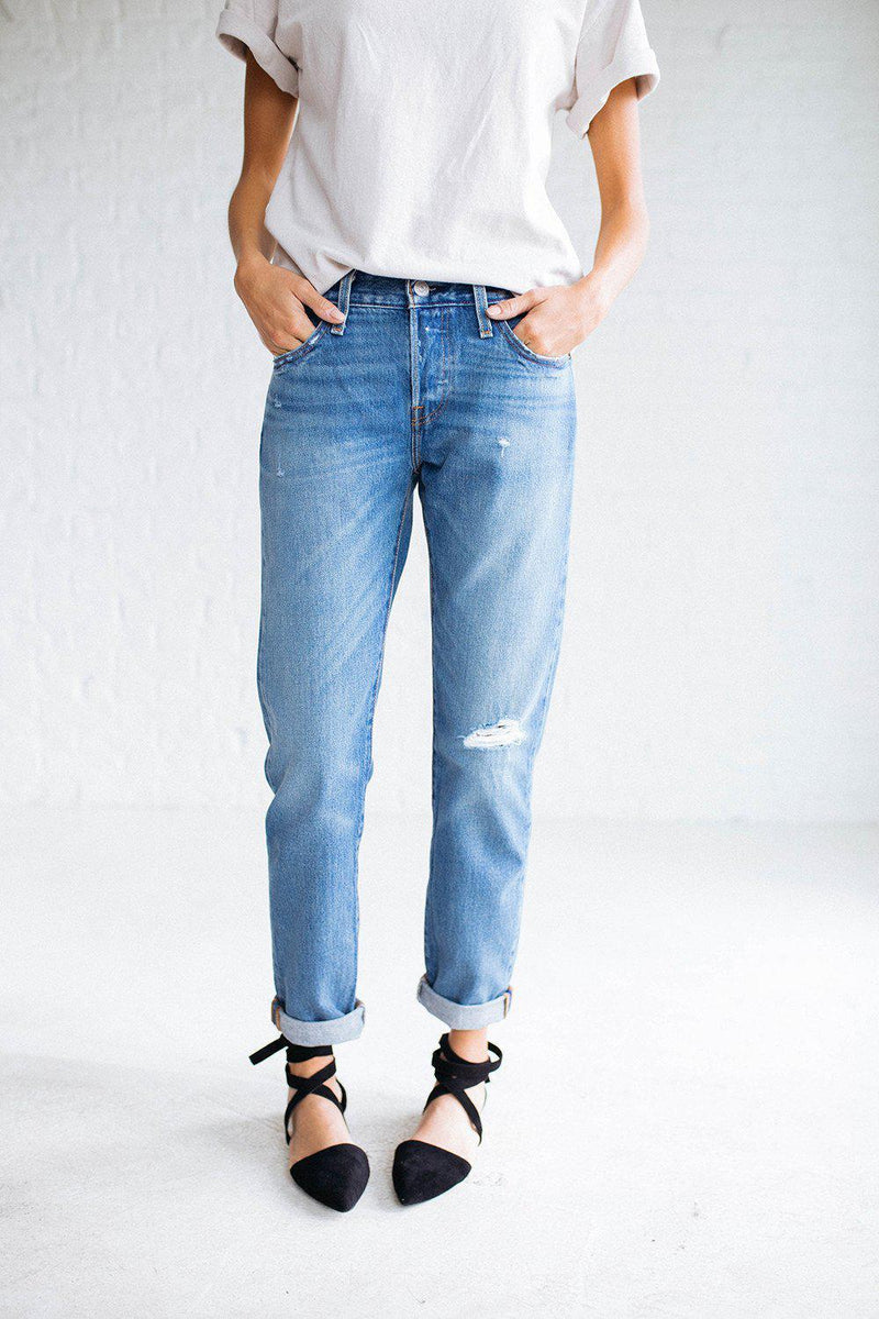 Clad and Cloth, Levi's 501 CT Jeans in Limited Edition Blues, Levi's, Bottom.