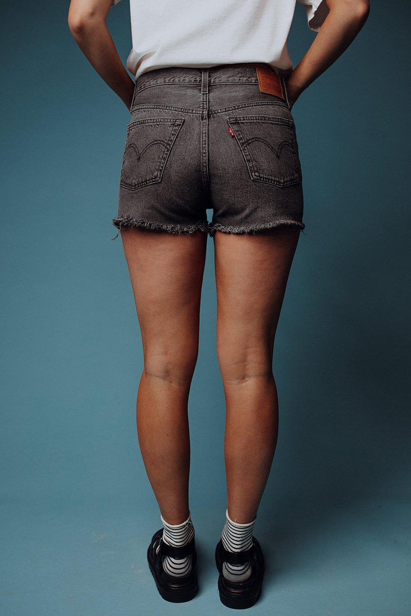 Levi's 501 Original Short in Eat Your Words, cladandcloth, n/a.
