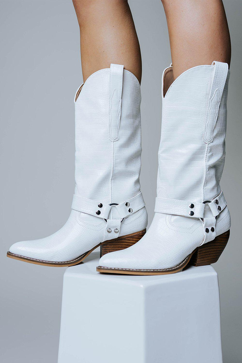 Livin' in Texas Boots-Shoes-n/a-5.5-Clad & Cloth