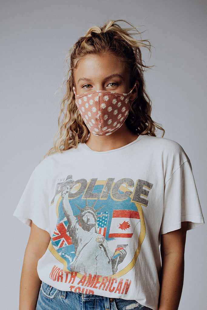 best_seller, Not Today Face Mask in Daisy, Accessory, women's clothing, dresses, skirts, coats, jackets, shoes, boots, tops, tee shirts, jeans, free people, levi's, rollas, jumpsuits, bottoms, tops, sweaters, pullovers, pants, shorts, sweats,.