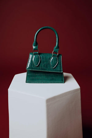 best_seller, On the Run Snakeskin Purse in Emerald - FINAL SALE, Accessory, women's clothing, dresses, skirts, coats, jackets, shoes, boots, tops, tee shirts, jeans, free people, levi's, rollas, jumpsuits, bottoms, tops, sweaters, pullovers, pants, shorts, sweats,.