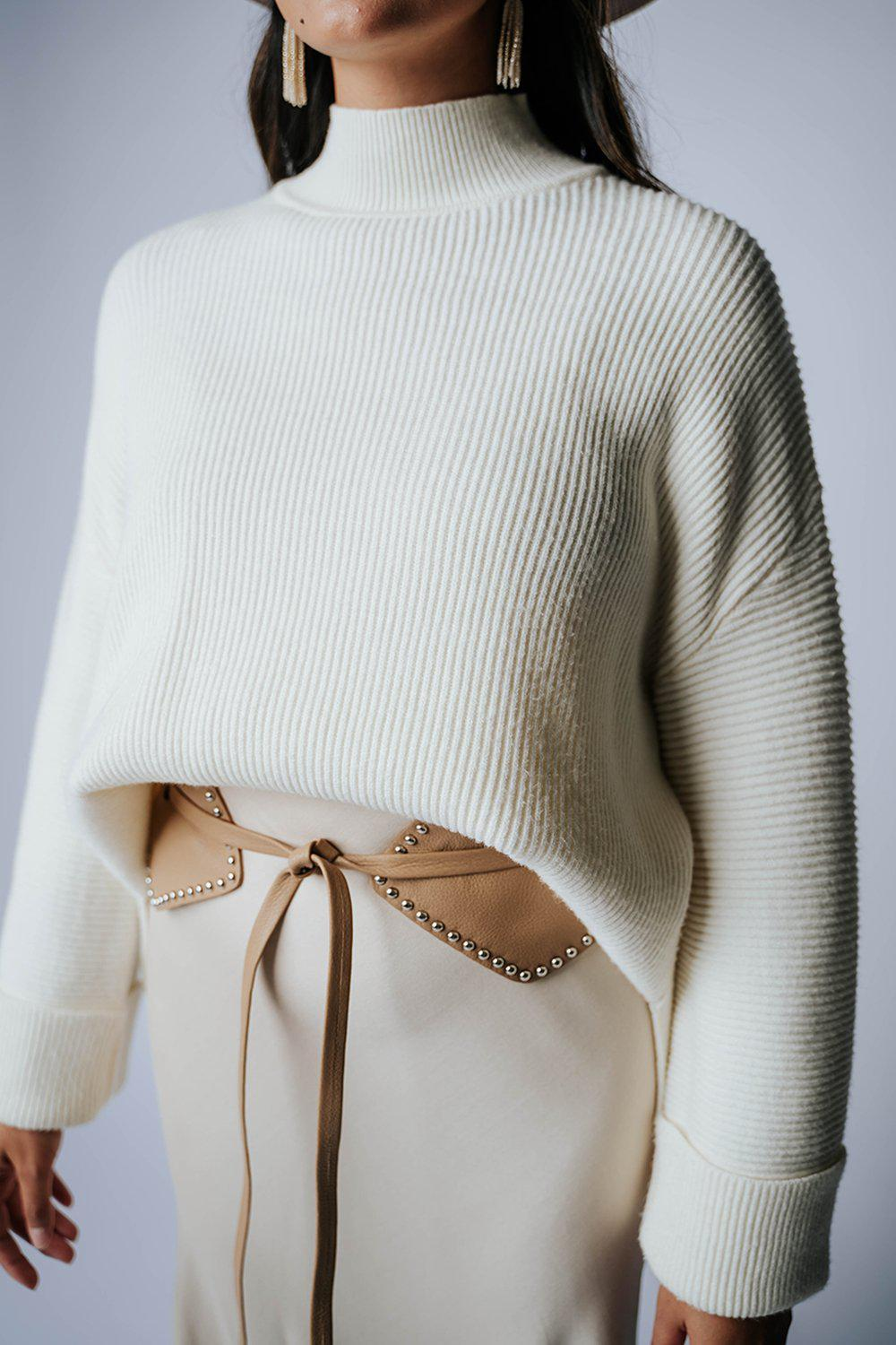 best_seller, Only Sweetness Pullover in Cream, Top, women's clothing, dresses, skirts, coats, jackets, shoes, boots, tops, tee shirts, jeans, free people, levi's, rollas, jumpsuits, bottoms, tops, sweaters, pullovers, pants, shorts, sweats,.