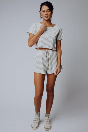 best_seller, Out & About Striped Set, , women's clothing, dresses, skirts, coats, jackets, shoes, boots, tops, tee shirts, jeans, free people, levi's, rollas, jumpsuits, bottoms, tops, sweaters, pullovers, pants, shorts, sweats,.