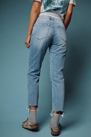best_seller, Rodeo Drive Boyfriend Jeans in Light Wash - FINAL SALE, Bottom, women's clothing, dresses, skirts, coats, jackets, shoes, boots, tops, tee shirts, jeans, free people, levi's, rollas, jumpsuits, bottoms, tops, sweaters, pullovers, pants, shorts, sweats,.
