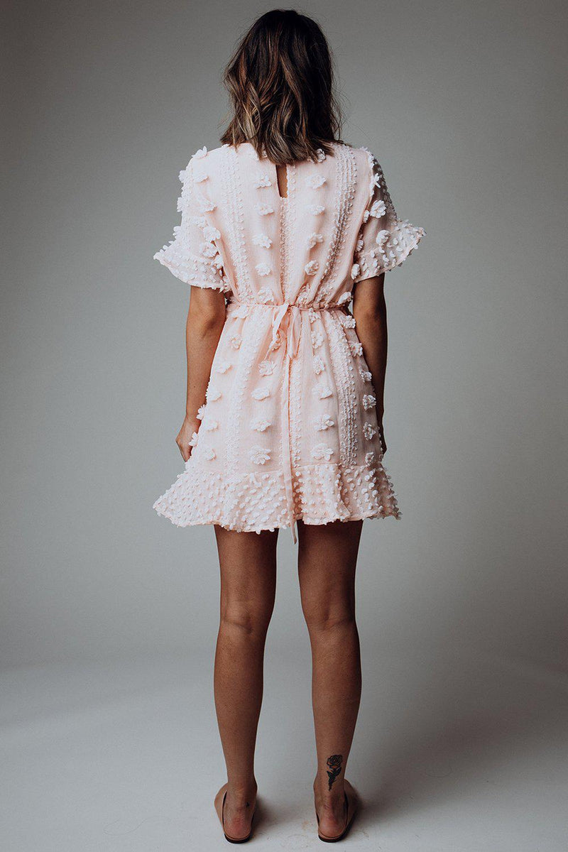 best_seller, Somebody to Love Dress in Blush, Dress, women's clothing, dresses, skirts, coats, jackets, shoes, boots, tops, tee shirts, jeans, free people, levi's, rollas, jumpsuits, bottoms, tops, sweaters, pullovers, pants, shorts, sweats,.
