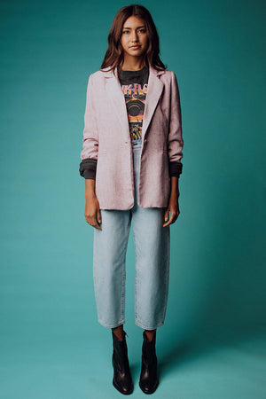 best_seller, The Miss Evans Blazer, Top, women's clothing, dresses, skirts, coats, jackets, shoes, boots, tops, tee shirts, jeans, free people, levi's, rollas, jumpsuits, bottoms, tops, sweaters, pullovers, pants, shorts, sweats,.