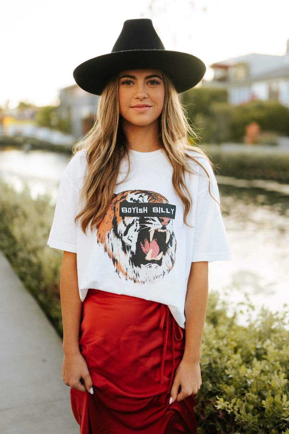 Tiger Tee By Millie Boy