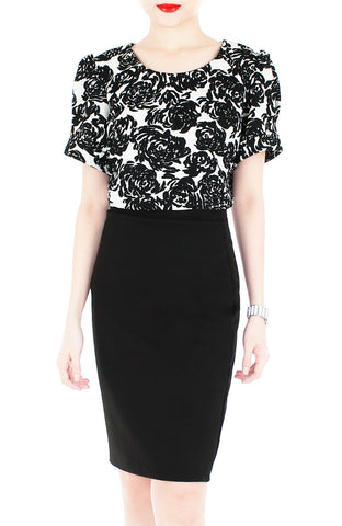 products/Black-Monochrome-Rose-Blouse-with-Sleeves-1.jpg