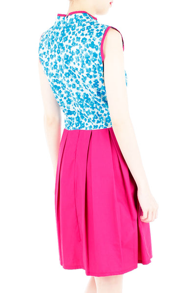 Brilliance of Shidaiqu Cheongsam Dress